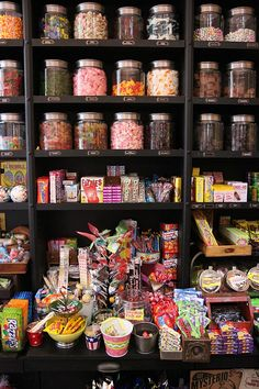 York Avenue: The Sweet Shop NYC