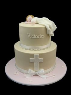 Christian Cake for baby or new borns