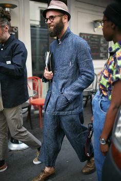 They Are Wearing: Paris Men's Fashion Week Spring 2014