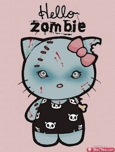 Hello Zombie - http://zombies.futtoo.com/hello-zombie #zombies