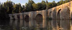 Puente de Torquemada. Palencia. Arlanza.