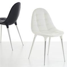 Cassina Caprice chair, design Philippe Starck