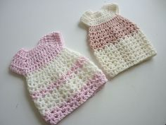 Premie and Angel baby dresses