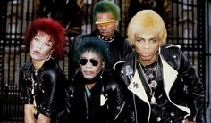 Pure Hell: How Four Black Kids Changed The Face of Punk in The 70's