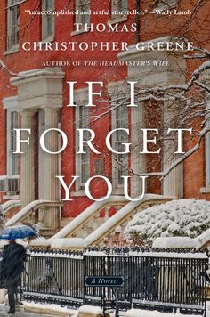 If I Forget You by Thomas Christopher Greene