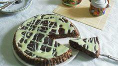 torta cioccolatosa - ricetta golosa,senza forno