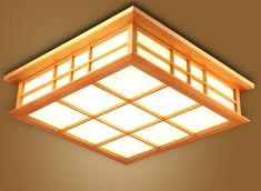 Find More Ceiling Lights Information about Japanese Ceiling Light Lamp LED Square 45 65cm Tatami Decor Shoji Lamp Wood and Paper Living Room Indoor lantern Lamp Lighting,High Quality light led lamp,China light blue basketball shoes Suppliers, Cheap lamp light fixture from TATA Washitsu Interior Design & Decor on Aliexpress.com