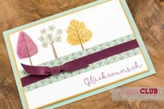 20160829 StampinClub Stampin Up Totally Trees_