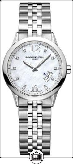 Raymond Weil Freelancer Ladies Watch 5670-ST-05985  ✿ Relojes para mujer - (Lujo) ✿