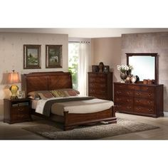 Grandpa\'s Cabin 5 Pc King Bedroom | Weekends Only Furniture and ...