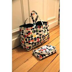Le sac à langer et le tapis à langer assorti.  Plus de détails sur: http://www.waxandco.fr/product.php?id_product=272