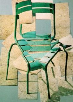david hockney chair