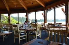 The Pointe Tofino BC - specializing in local ingredients and a wicked brunch! Tofino Bc, Beautiful Dining Rooms, British Columbia, Brunch, Restaurant, Eat, Diner Restaurant, Restaurants, Dining