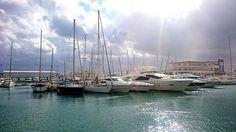 Gandía port My Photos, Boat, Dinghy, Boating, Boats