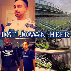 Meet Your DST- Hi #NFL fans! I'm Jovan Heer from #Edmonton, Alberta & I'm a HUGE @seahawks fan (have been for 18 yrs). When I'm waiting 4 game days you can catch me watching & tweeting about hockey. Let's talk on Instagram and Twitter @jovanheer