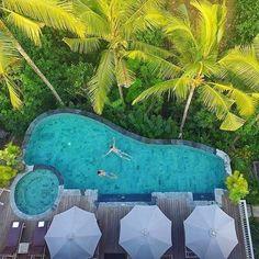Do you want to live in this Resort? 💙  #DesignandArchitecture #DA #architecture #Hotel #Resort #HotelsandResorts #DesignandArchiHotelsandResorts