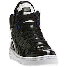 js le adidas originali metro atteggiamento logo w scarpe nere