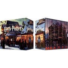 Livro - Harry Potter Box Set Special Edition