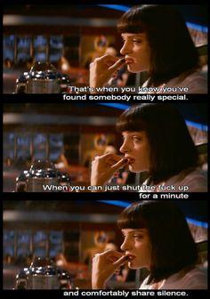 Pulp Fiction. Fucking truth!