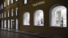Valentino Flagship Store . Rome  / David Chipperfield