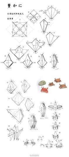 origami instructions dragon for kids