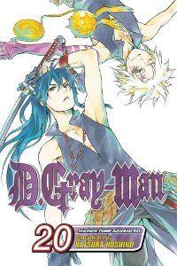 D. Gray-Man, Vol. 20: Katsura Hoshino: 9781421539195: Amazon.com: Books