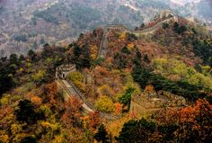 The Great Wall of China, one of the greatest wonders of the world, was listed as a World Heritage by UNESCO in 1987.