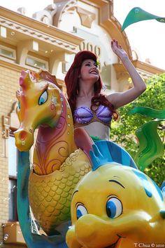 Disney on Parade, Main Street USA, Hong Kong Disneyland