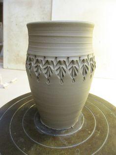 mug M stamped