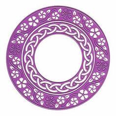 Joy Cutting & Embossing Stencil  cirkel  6002/0028   ...