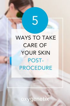 You've just had a cosmetic procedure to improve your skin and soon will look better than ever. But the recovery process has you feeling blue.   You had to take time off of work, missed that girls night out - and to top it all off your skin is inflamed and itchy.   Luckily we have you covered! Listed below are 5 tips to keep you comfortable, heal quickly and look your best while you recover and keep your skin in optimal repair.  #plasticsurgery #skincare #dermatology  #oxygenetix #skinhealing