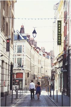 Engagement shoot in Lille France| Image Virginie M. Photos