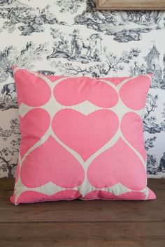 cute pillow from the Absolutely Beautiful Things shop