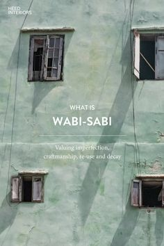 What is Wabi-Sabi? What is its core values and where did it originate? How can we use this way of thinking to create better environments for ourselves and others? How can we implement this to other aspects of our lives? Wabi Sabi, Interior Natural, Good Environment, Kintsugi, Beautiful Space, Minimalism, Sweet Home, Im Not Perfect, Cottage