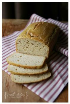 Grain-Free Sourdough Bread