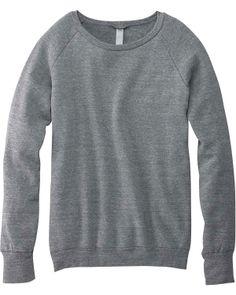 Unisex Fleece Pullover | Buy cheap unisex triblend sponge fleece pullover at Gotapparel.com