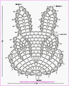 Filet Crochet, Crochet Motifs, Crochet Diagram, Crochet Chart, Thread Crochet, Irish Crochet, Crochet Doilies, Crochet Flowers, Holiday Crochet