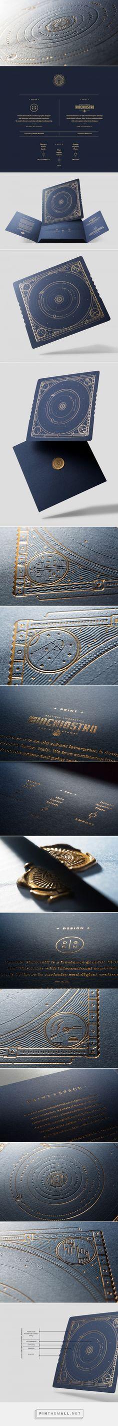 Print & Space self promotion packaging design by Daniele Simonelli Design - https://www.packagingoftheworld.com/2018/06/print-space.html