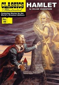 Classic Illustrated Comics in numeracle order | Hamlet - Classics Illustrated #99 (NOOK Comics with Zoom View) by ...