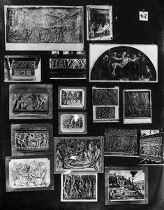 Aby Warburg, Bilderatlas Mnemosyne, 1927-1929. Planche 42.