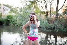A whole blog post about where to find cute, modest swimming suits