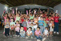 Children's Christmas Outreach December 2016 Venezuela San Juan de los Morros Guarico Venezuela