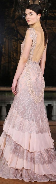 Dany Atrache Spring 2013 Couture