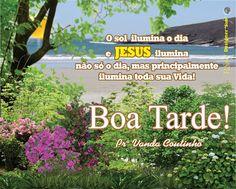 """VSLeal Rádio Stub: """" Boa Tarde"""" -  A Graça e a Paz do SENHOR!!!  Pala..."""