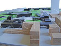Il masterplan propone la valorizzazione e il recupero dell'area intorno alla nuova sede della Regione Piemonte.