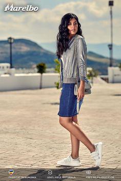 Te așteptăm online și în magazinele Marelbo® cu noua colecție de pantofi damă. Modelele potrivite stilului tău. Comandă acum la preț de producător. Amazing Outfits, Cool Outfits, Girls Life, Mini Skirts, Fashion, Moda, Fashion Styles, Mini Skirt, Fashion Illustrations
