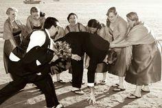Wedding fail. We accidentally dropped the groom... :) sorry Brandon!