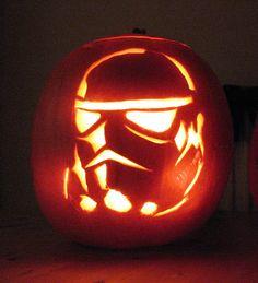33 Star Wars Pumpkin Carvings (Star Wars Jack-O-Lanterns)