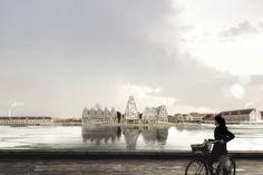 christiansholm rendering by COBE