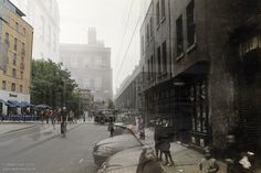 Time Travel London: Spitalfields Ghosts | The Londonist